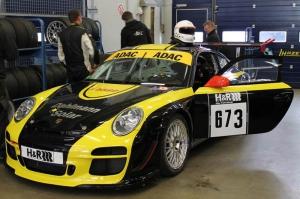 Porsche 997 Umbau Rennfahrzeug für die RCN-Meisterschaft