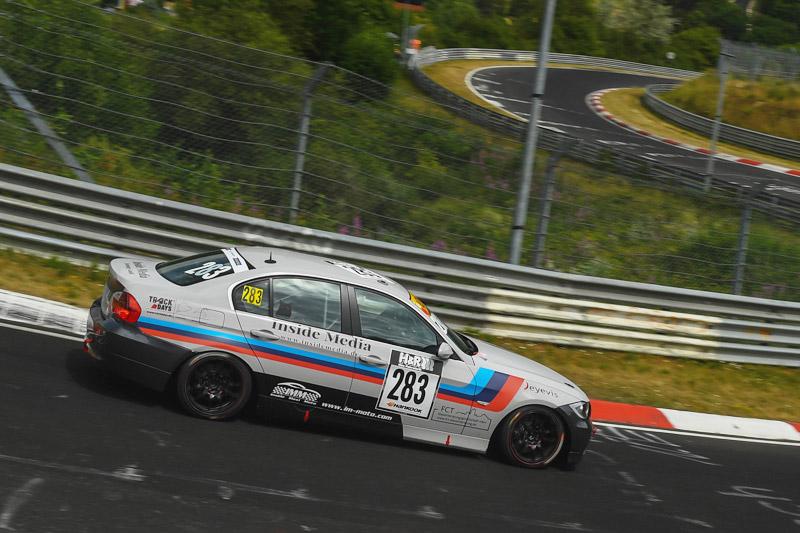 Umbau eines BMW Z4 für die RCN 2015
