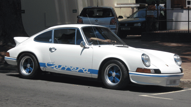 Umbau eines Porsche 911 Carrera 2,7 RS für Trackdays