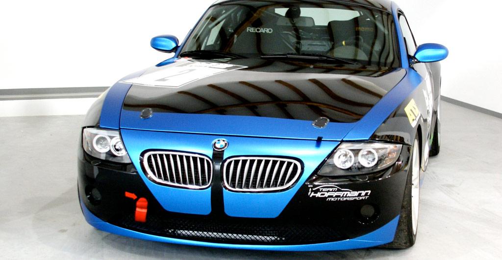 BMW Z4 Coupé für die V5 von THM