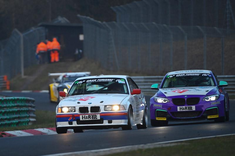 Der BMW Z4 Coupé für die V5 steht bereit