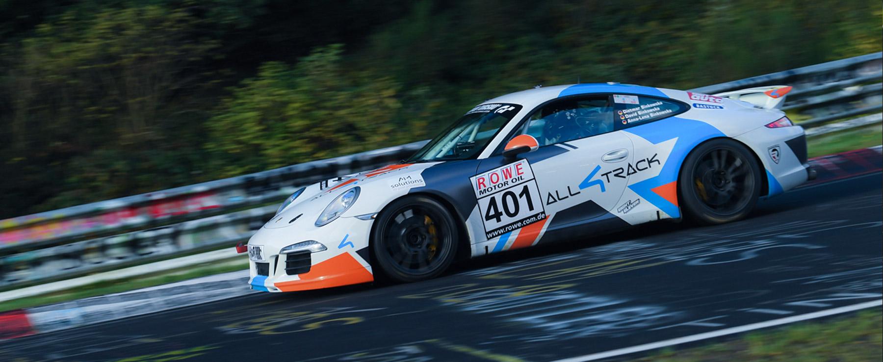 Porsche-Team-Hoffmann Nordschleife-1800×738